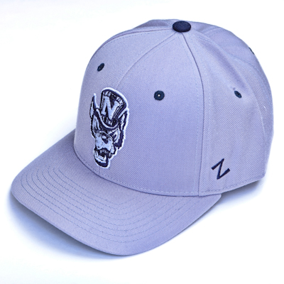 o2 Stock Wolfie Fitted Grey