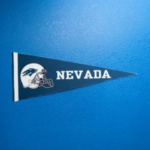 Nevada Football Pennant