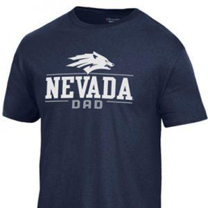 Champion Nevada Dad Ringspun Tee