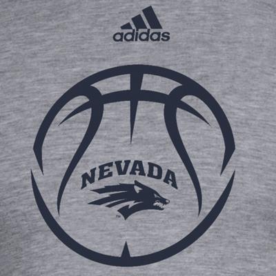 Locker Basketball Icon Tee - Grey
