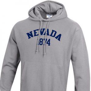 Champion Nevada Baseball Long Sleeve