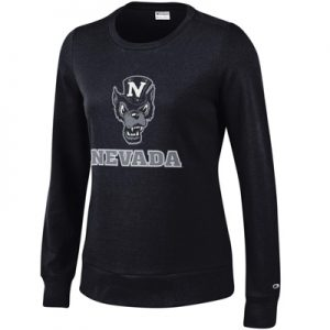 Champion Nevada Baseball Long Sleeve