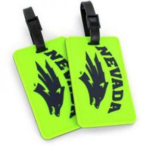 Neon Nevada Bag Tags