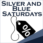 Silver and Blue Saturdays